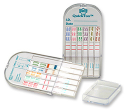 quicktox drug test